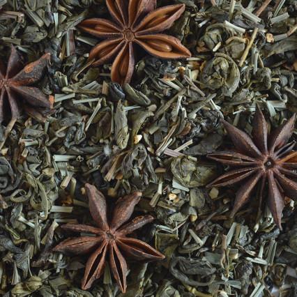 Detox sencha green tea