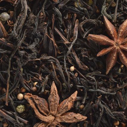 Μαύρο Τσάι Μπαχαρικών και Γλυκάνισο