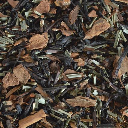 Μαύρο Τσάι Κανέλα Λεμόνι