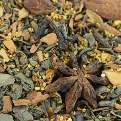 Πράσινο τσάι - Αμύγδαλο
