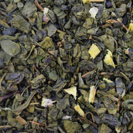 Πράσινο τσάι Τζίντζερ Μέντα