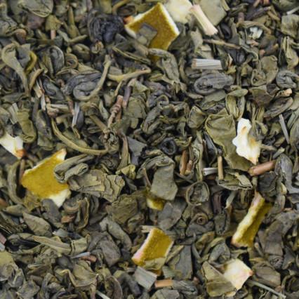Green tea Lime