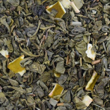 Πράσινο τσάι Lime