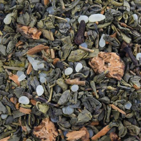 Πράσινο τσάι Μαστίχα Χίου