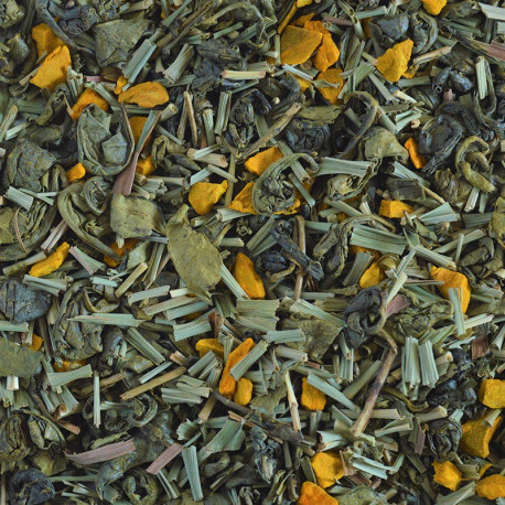 Τσάι Πράσινο με Κουρκουμά
