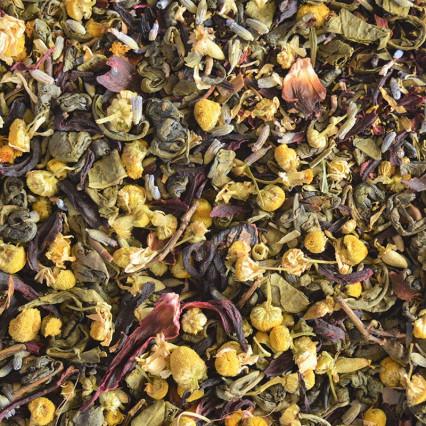 Πράσινο Τσάι με Βότανα