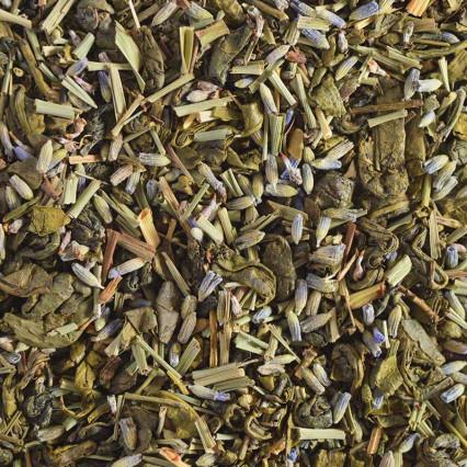 Πράσινο Τσάι Λεβάντα