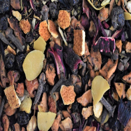 Τσάι με Αγριοκέρασο Κράνμπερι