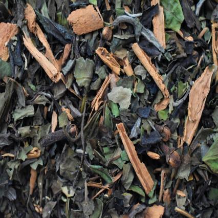 Λευκo Τσάι - Πορτοκάλι Κανέλα Γαρίφαλο